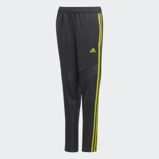 Tiro 19 Trainingsbroek Grey Six / Shock Yellow FT8430