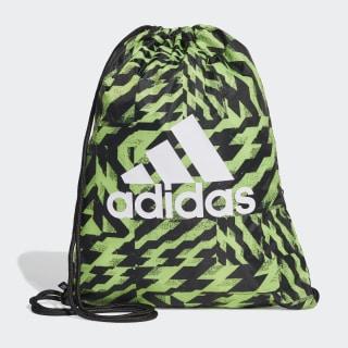 Gym Tas Signal Green / Black / White FI7958