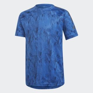 Camiseta Training Cool Blue / Collegiate Navy / Black DJ1173