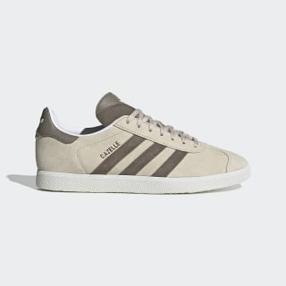 Zapatilla Gazelle Crystal White / Clear Brown / Simple Brown EF5627