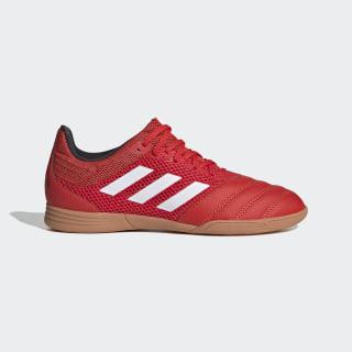 Botas de Futebol Copa 20.3 Sala – Indoor Active Red / Cloud White / Core Black EF1915