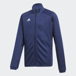 Condivo 18 Training Jacket Dark Blue / White ED5916