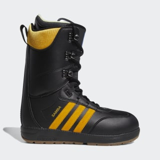 Samba ADV Boots Core Black / Collegiate Gold / Gum5 D97893