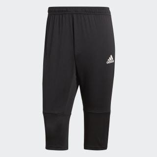 Pantalon 3/4 Condivo 18 Black / White CF4384