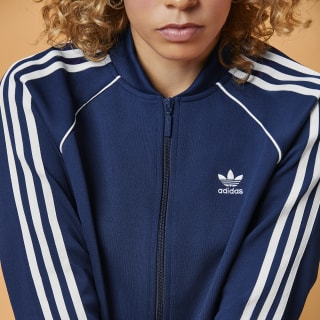 SST Track Jacket Dark Blue DV2633