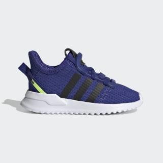 U_Path Run Shoes Active Blue / Core Black / Hi-Res Yellow EE7447