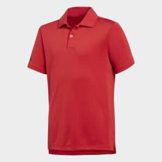 Polo Performance Adidas Golf POWER RED AE7086