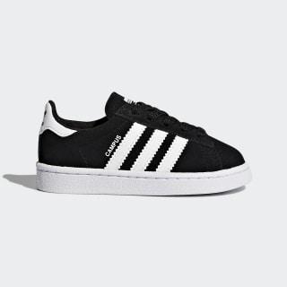 Campus sko Core Black/Footwear White BY9599