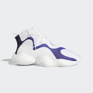Crazy BYW Shoes Cloud White / Cloud White / Active Blue CG6755
