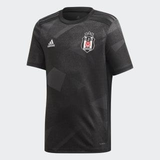 Camisola Alternativa do Beşiktaş JK Black DX3703