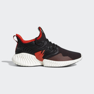 Alphabounce Instinct Clima Shoes Core Black / Active Red / Core Black D97313