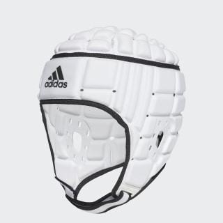 Rugby Head Guard White / Black F41034