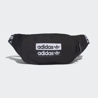 Waist Bag Black / White EJ0974