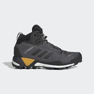 Skychaser Mid GTX Shoes Grey Five / Core Black / Active Gold EE5335