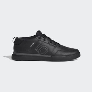Five Ten Sleuth DLX Mid Mountain Bike Shoes Core Black / Grey Five / Scarlet G26487