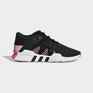 EQT ADV Racing Shoes Core Black / Core Black / Real Pink B37092