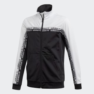 Track Top Black / White FM4393