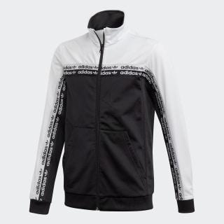 Træningsjakke Black / White FM4393
