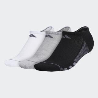 Superlite Stripe 2 No-Show Socks 3 Pairs Multicolor CM5796