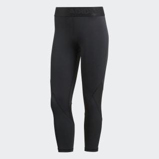 Alphaskin Sport 3/4 Legging Black CF6556