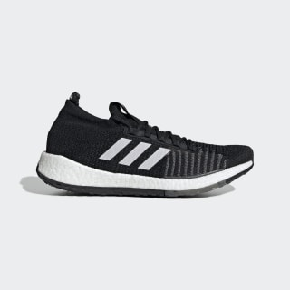 Tenis para correr Pulseboost HD Core Black / Cloud White / Grey Six EG0980