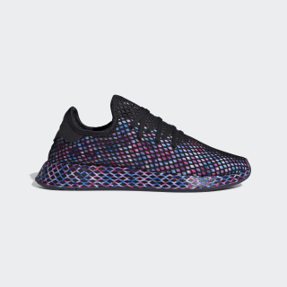 Deerupt Runner Shoes Core Black / Core Black / Cloud White EE5656