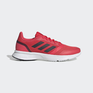 Zapatillas para correr Nova Flow Shock Red / Cloud White / Legend Ink EH1380