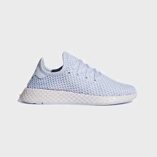 Deerupt Schuh Aero Blue / Aero Blue / Clear Orange B37878