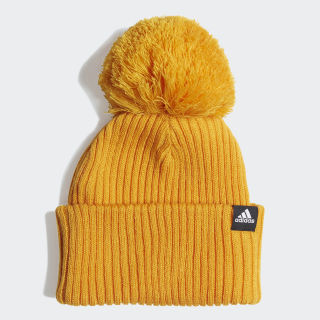 3-Stripes Beanie Active Gold / Black / White ED8647
