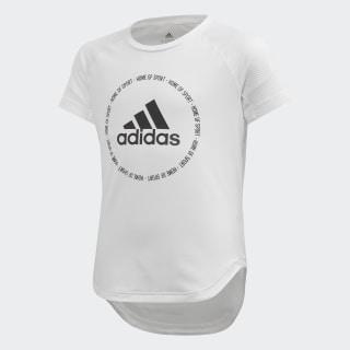 T-shirt Bold White / Black FM5820
