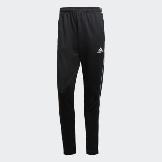 Core 18 Training Pants Black / White CE9036