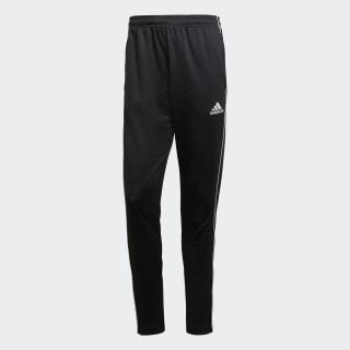 Training Pants Core 18 Black / White CE9036