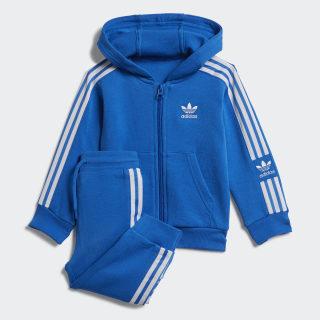 Комплект: толстовка и брюки New Icon bluebird / white ED7680