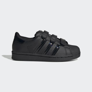 Chaussure Superstar Core Black / Core Black / Core Black FV3656