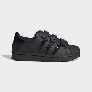 Superstar Shoes Core Black / Core Black / Core Black FV3656
