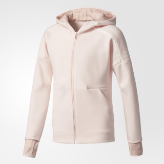 Saco con Capucha adidas Z.N.E. Pulse ICEY PINK F17/ICEY PINK F17 CE5903