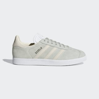 Gazelle Shoes Ash Silver / Clear Brown / Ecru Tint CG6065