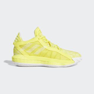 Dame 6 Shoes Shock Yellow / Cloud White / Shock Yellow FU6810