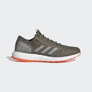 Pureboost Clima Shoes Raw Khaki / Grey Two / True Orange F36638