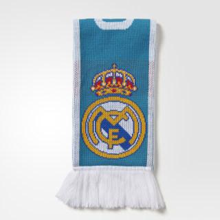 Real Madrid Scarf Vivid Teal / Petrol Night BR7179