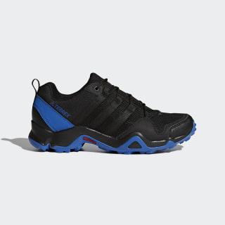 Tenis Terrex AX2R CORE BLACK/CORE BLACK/BLUE BEAUTY F10 CM7727