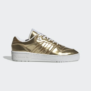 Rivalry Low Shoes Gold Metallic / Gold Metallic / Crystal White FV4287
