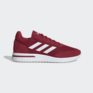 Run 70s Schuh Active Maroon / Cloud White / Grey EE9751