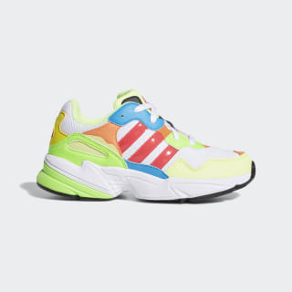 Yung-96 Shoes Cloud White / Shock Red / Hi-Res Yellow EE4409