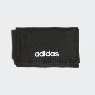 Peněženka Linear Logo Black / Black / White FL3650
