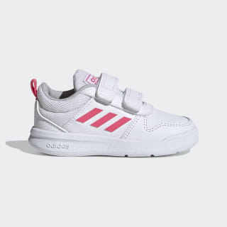 Tensaurus Shoes Cloud White / Real Pink / Cloud White EF1113