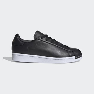 Zapatillas Superstar Pure LT Core Black / Cloud White / Gold Metallic FV3353