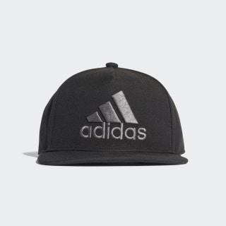 H90 Logo Hat Black / Black / Grey Four CF4869