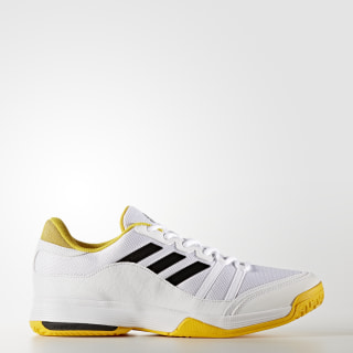 barricade court FTWR WHITE/CORE BLACK/EQT YELLOW S16 BY1647