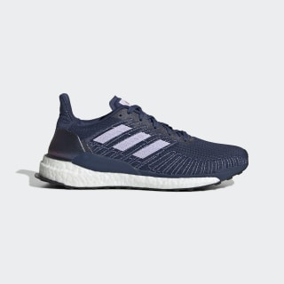 Solarboost 19 Schoenen Tech Indigo / Purple Tint / Solar Red EE4329